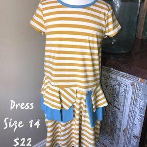 Matilda Jane Tween Dress, Size 14, NWT